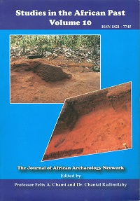 Studies in the African Past