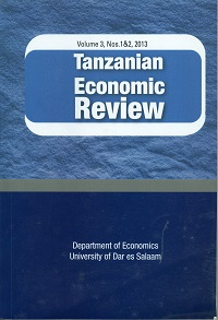 Tanzania Economic Review